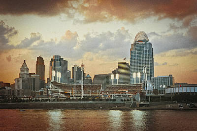 Photograph - Cincinnati Ohio Vii by Scott Meyer