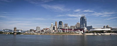 Photograph - Cincinnati by Scott Meyer