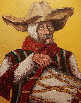 Puebla Painting - Cinco De Mayo by Frank Morrison
