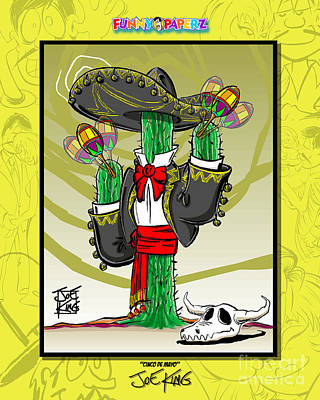 Prescott Mixed Media - Cinco De Mayo by Joe King