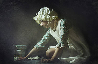 Cinderella Photograph - Cinderella by Marta Everest