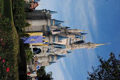 Photograph - Cinderella's Castle I by Robert  Moss
