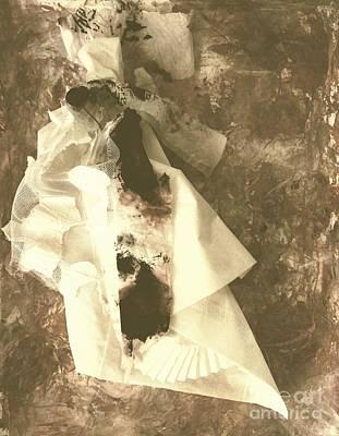 Sculpture - Cinema Secrets by Nancy Kane Chapman