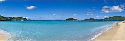 Photograph - Cinnamon Bay 2 by Gordon Engebretson