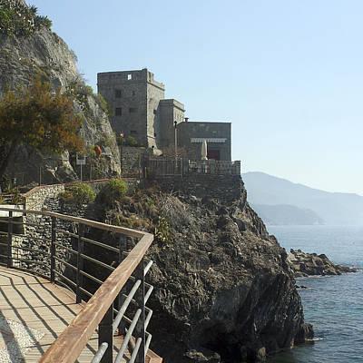 Photograph - Cinque Terre 14 by Karen Zuk Rosenblatt