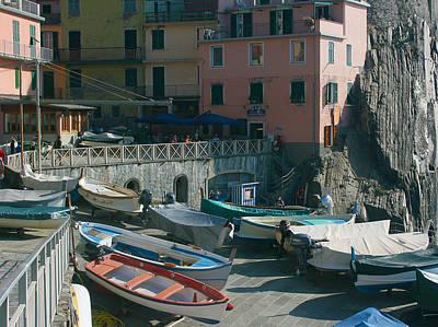 Photograph - Cinque Terre 3 by Karen Zuk Rosenblatt