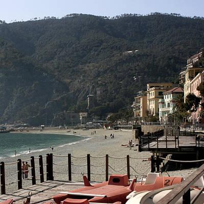 Photograph - Cinque Terre 8 by Karen Zuk Rosenblatt