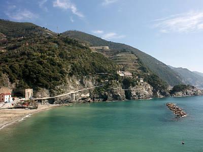 Photograph - Cinque Terre 9 by Karen Zuk Rosenblatt