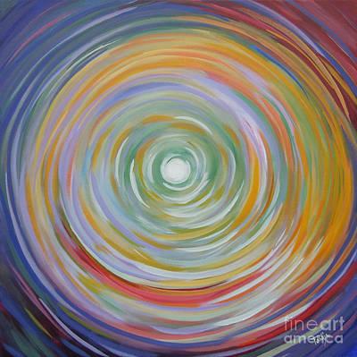 Circle In A Square Art Print