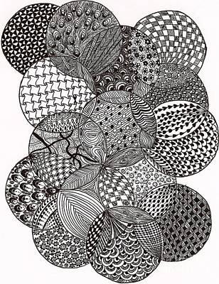 Circles Original by Bharti Gupta