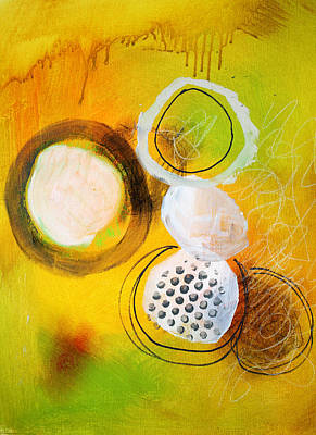 Circles Original by Nancy Merkle