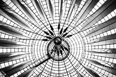 Photograph - Circular In Berlin by John Rizzuto