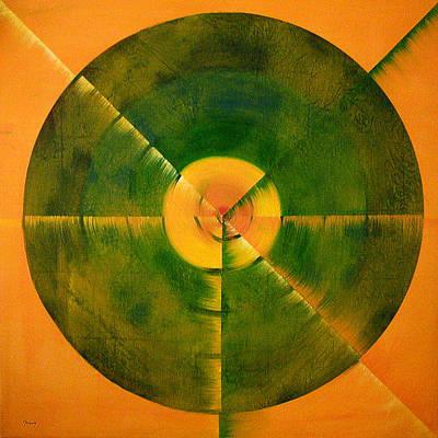 Keith Richards - Circular Motion by Estefan Gargost
