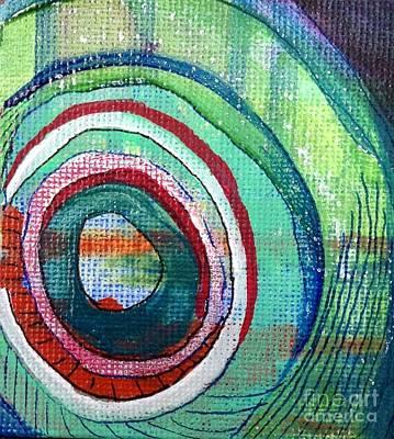 The Beatles - Circular by Tracy Lynn Davies