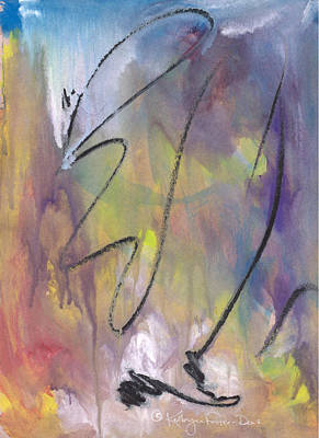 Circumstance Art Print by Kathryn Foster