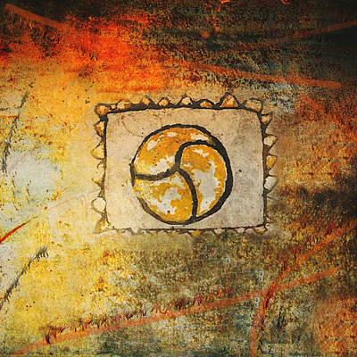 Circumvolve Art Print by Kandy Hurley