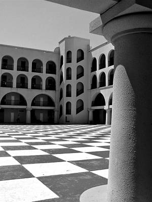Photograph - Citadel Quad by Jean Wright