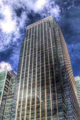 Audrey Hepburn - Citi Bank Tower London by David Pyatt
