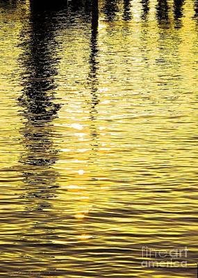 Photograph - Citrine Ripples by Chris Anderson