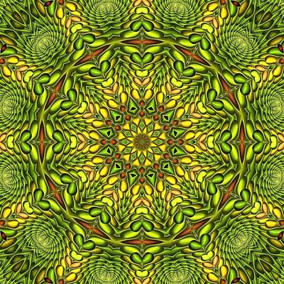Citrus K12-33 Art Print by Doug Morgan