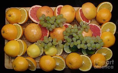 Photograph - Citrus by Michael Canning
