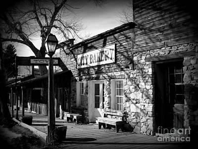 Art Print featuring the photograph City Bakery by Janice Westerberg