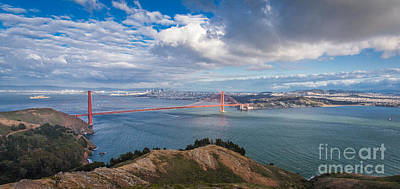 Photograph - City By The Bay by Charles Garcia
