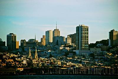Photograph - City By The Bay by Eric Tressler