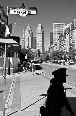 Photograph - City Dynamics by Arkady Kunysz