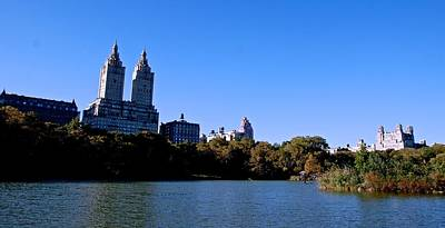 Photograph - City From Central Park by Eric Tressler