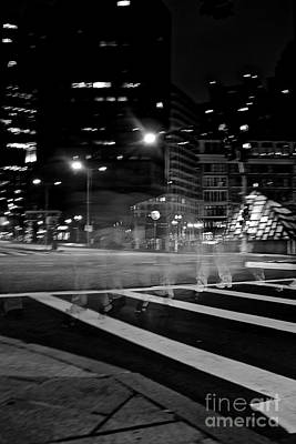Photograph - City Ghosts by Amazing Jules