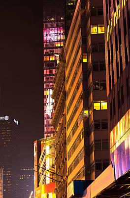 Photograph - City Glow by Paul Mangold