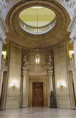 City Photograph - City Hall No.3 - San Francisco by Michael Evans