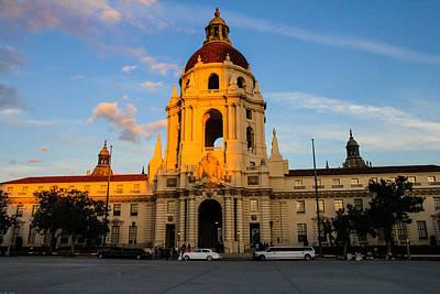 Photograph - City Hall by Robert Hebert