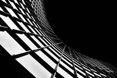 Photograph - City Hall by Roland Shainidze Photogaphy