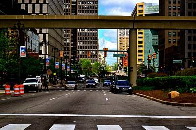 Cities Photograph - City Life by Misty Johnson