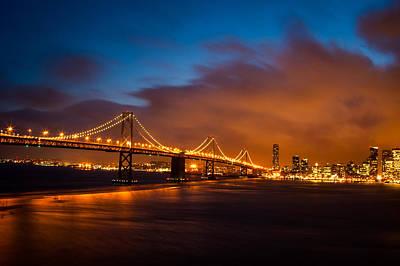 Photograph - City Lights by Alex Lapidus