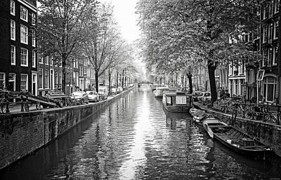 City Of Canals Art Print