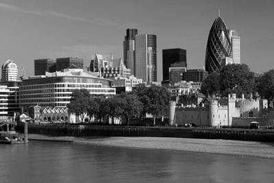 London Skyline Royalty-Free and Rights-Managed Images - City of London by David French