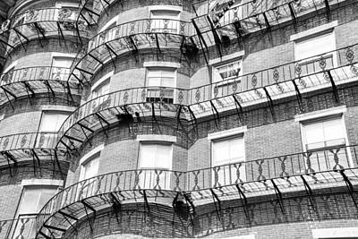 Photograph - City Patterns by Natalie Rotman Cote