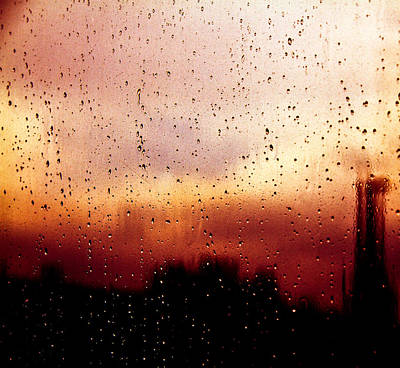 Photograph - City Window by Bob Orsillo