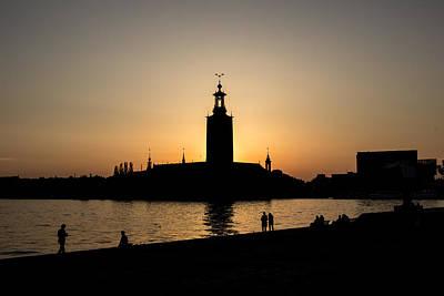 Cityhall Stockholm Original by Mehedi Hassan