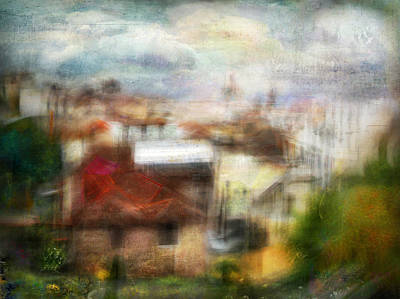 Photograph - Cityscape #35 - Dragon Vinci by Alfredo Gonzalez