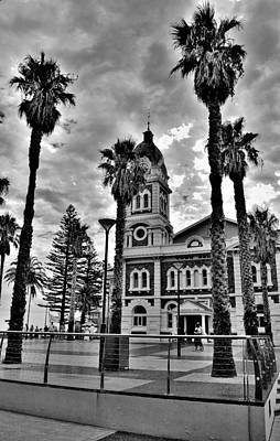 Civic Splendour - Glenelg Beach - Australia Art Print