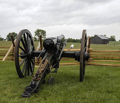 Photograph - Civil War Canon 4 by David Lester