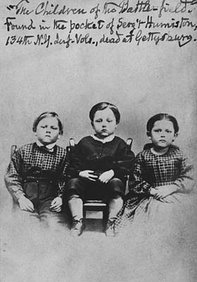 Volunteer Infantry Photograph - Civil War Carte-de-visite by Laurelton Westover