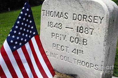 Civil War Colored Troop Art Print