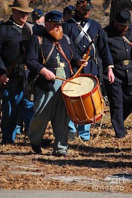 Photograph - Civil War Drummer 1 by Jocelyn Stephenson
