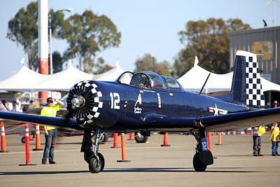 Photograph - Cj-6 Southern Comfort Taxis by John King