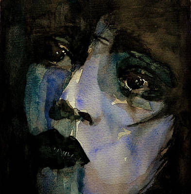 Bow Painting - Clara Bow  by Paul Lovering